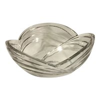 "10"" Rogaska Crystal Bowl Centerpiece"
