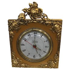 Vintage Globe Electric Alarm Clock