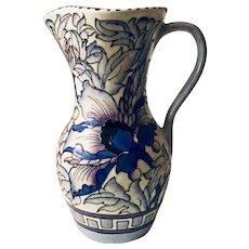 Bursley Ware Jug Vase By Charlotte Rhead - England
