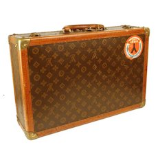 Vintage Louis Vuitton Briefcase (stamped model number 808897)