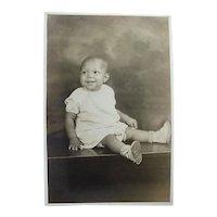 Black Americana Photo Photograph Toddler West Warren Photo Studio In Detroit