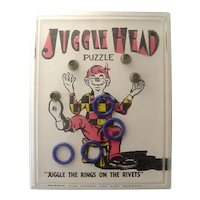 Juggle Head Dexterity Puzzle Game 50s-60s