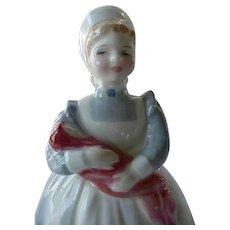 Royal Doulton Figurine The Rag Doll NH 2142