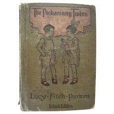 Black Americana Book The Pickaninny Twins Book 1931 By Lucy Fitch Perkins