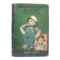 Raggedy Andy Stories By Johnny Gruelle 1960