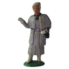Barclay Manoil Lead Figurine Old Lady #618