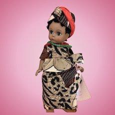Madame Alexander Black American Doll