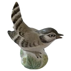 House Wren by Crown Staffordshire Figurine