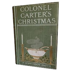 Colonel Carter's Christmas By F. Hopkinson Smith