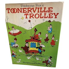 Toonerville Trolley By Fontaine Fox