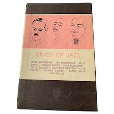 Kings Of Jazz 11 Volume Series 1961