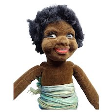 Black Americana Norah Wellings Island Doll 1930s