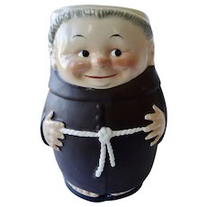 "Goebel ""Friar Tuck"" Monk Beer Stein, 48 Ounces"