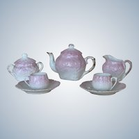 Old Doll Size Tea Set from Germany