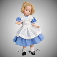 ADORABLE 1940's 12 inch Composition Doll