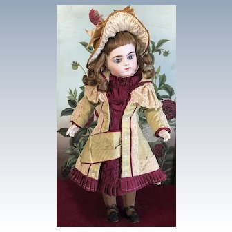 Moss Green and Maroon Bebe Dress