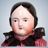 Antique Kestner Covered Wagon China Head Doll Made by Kestner Company of Germany