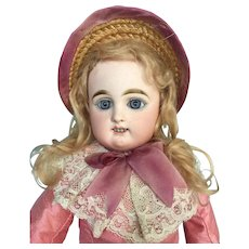 Adorable Antique French Bebe  by Rabery & Delphieu Doll Manufacturer circa 1885