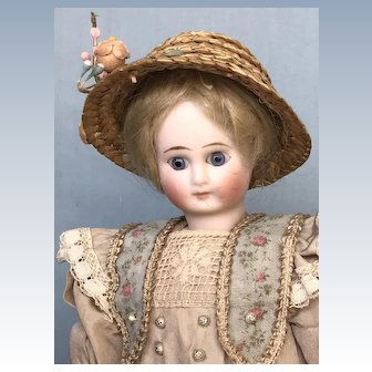 Antique German Doll  from Sonnenberg Area