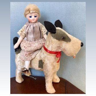 Antique French Mignonette Doll