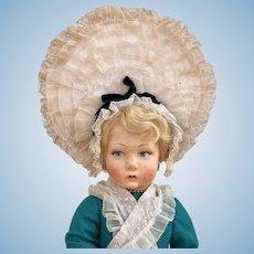 Early All Original Lenci Doll