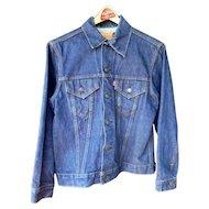 Original 1970's Levi Strauss Denim Jacket