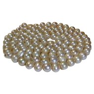 Vintage Cultured Freshwater Pearls