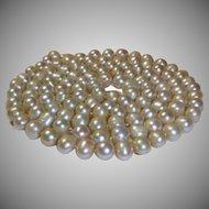Vintage Cultured Freshwater Pearls