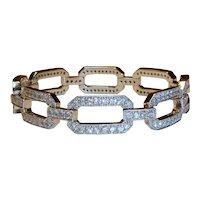 Elizabeth Taylor Signature Collection 6 ct. Diamond 18k Bracelet