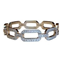 Elizabeth Taylor Signature Collection Diamond 18k Bracelet