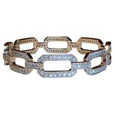 Elizabeth Taylor Signature Collection Diamond 18k Bracelet