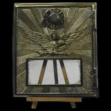 Vintage Post Office Mail Box Door With Eagle