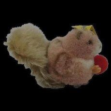 Vintage Steiff Woolie Squirrel
