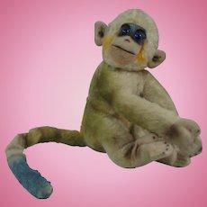 """Steiff """"Mungo"""" Large Monkey"""