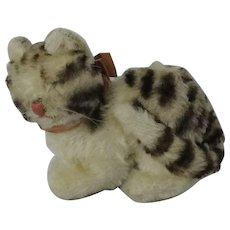 """Steiff """"Smurry"""" New Born Kitten Cat"""