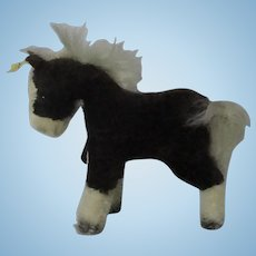 "Steiff ""Ferdy"" The Horse"