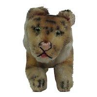 """Steiff """"Jung Tiger"""" 1950's Vintage Tiger"""
