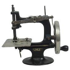 Vintage Childs Working Singer Sewing Machine