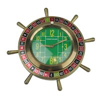 Phinney-Walker German Roulette Wheel Alarm Clock