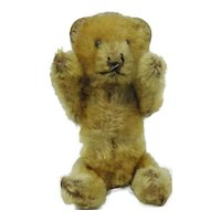 !950's Schuco Miniature Jointed Teddy Bear