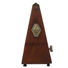 Early 20th Century Maelzel Paquet France Metronome