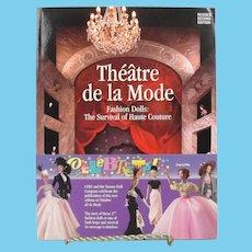 Theatre de la Mode Fashion Dolls: The Survival of Haute Couture By Roux, Lottman, Garfinkel and Gasc Doll BookThis