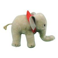Steiff Small Mohair Elephant