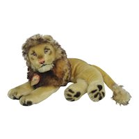 "Steiff ""Leo"" The Lion"