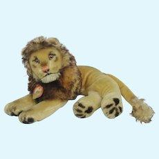 "Steiff ""Leo"" The Lion"