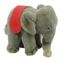 Steiff Baby Elephant With Bells