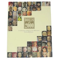 Dolls At 2000 UFDC Convention Book