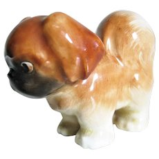 Miniature Royal Doulton Pekingese Dog Figurine