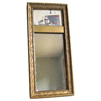 Miniature Mirror Doll House ~ Fred Thompson Photo