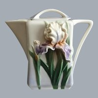Franz Collection Bearded Iris Creamer